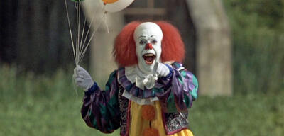 Pennywise in Stephen Kings Es von 1990
