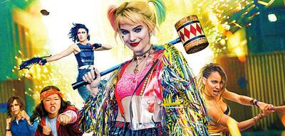 Harley und ihre Freundinnen