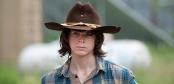 Bild zu:  The Walking Dead mitChandler Riggs als Carl Grimes
