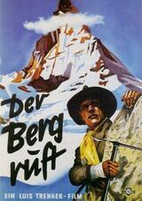 Der Berg ruft - Poster