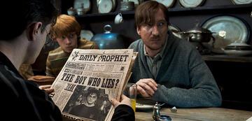 Der Harry Potter-Look: Von Zeitung bis zu Tellern