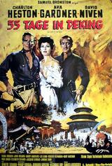 55 Tage In Peking - Poster