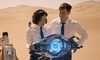 Men in Black: International mit Chris Hemsworth und Tessa Thompson - Bild 1
