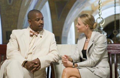 Inside Man mit Denzel Washington und Jodie Foster