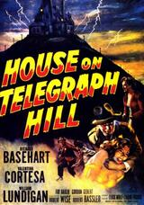 House on Telegraph Hill - Poster