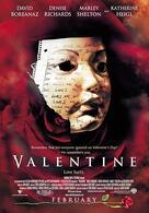 Valentine - Schrei wenn Du kannst