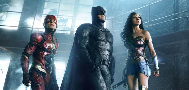 Was passiert nach dem Abspann von Justice League?