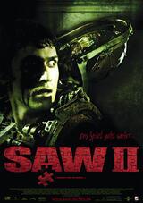 Saw II - Poster