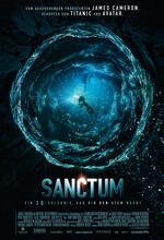 Sanctum 3D Poster