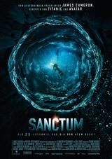 Sanctum 3D - Poster
