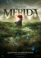 Merida - Legende der Highlands - Poster