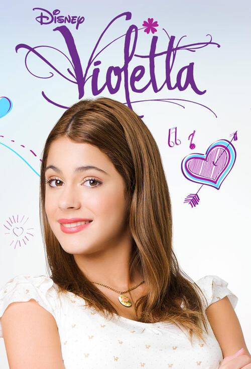 Violetta Serie 2012 2015 Moviepilot De