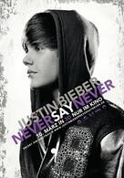 Justin Bieber 3D - Never say never