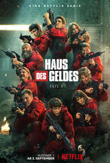 Haus des Geldes - Staffel 5 - Poster