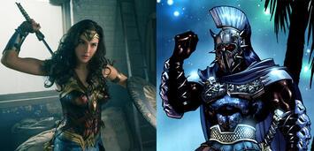 Bild zu:  Wonder Woman und Schurke Ares