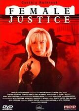 Sworn to Justice - Blonde Rache - Poster