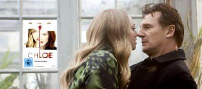Amanda Seyfried und Liam Neeson in Chloe