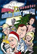 Moby Presents: Alien Sex Party - Poster