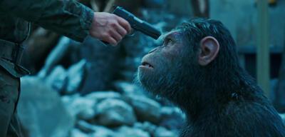 Caesar in Planet der Affen: Revolution