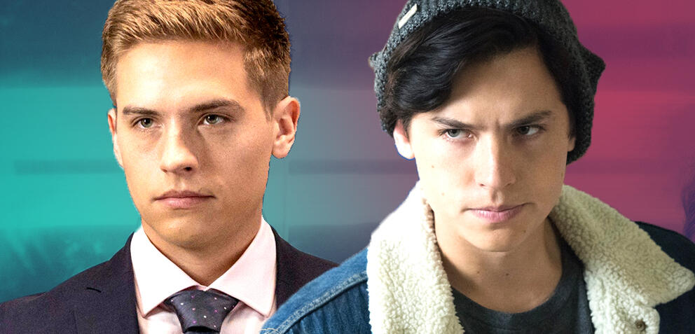 Dylan Sprouse in After Truth / Cole Sprouse in Riverdale