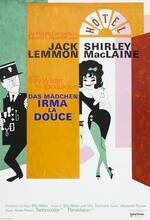 Das Mädchen Irma la Douce Poster