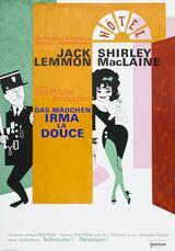 Das Mädchen Irma la Douce - Poster