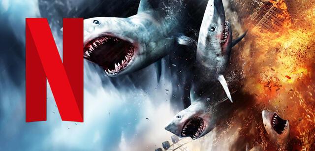 Sharknado - Genug gesagt
