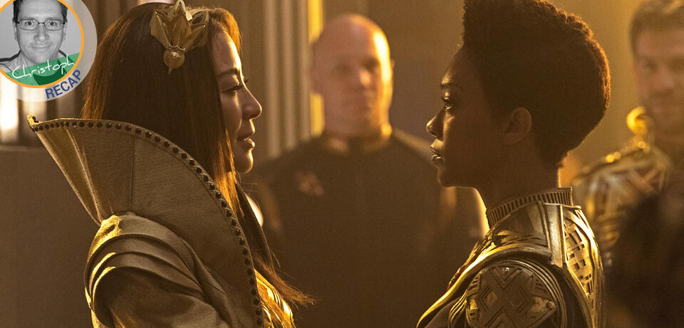 Star Trek: Discovery: Georgiou und Burnham