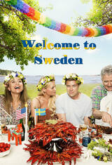 Welcome to Sweden - Poster