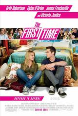 The First Time - Poster