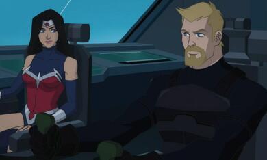 Wonder Woman: Bloodlines mit Rosario Dawson und Jeffrey Donovan - Bild 1