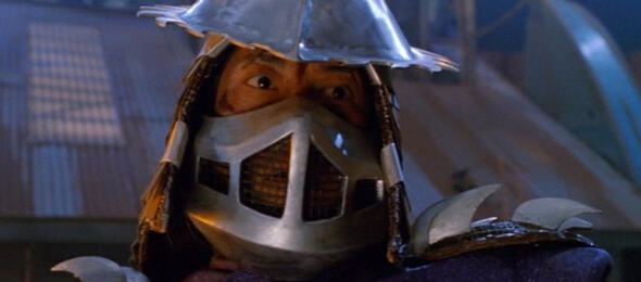 Ninja Turtles Bösewicht