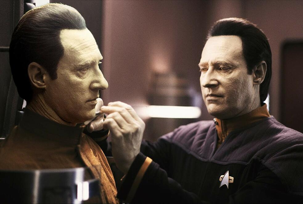 Star Trek - Nemesis mit Brent Spiner