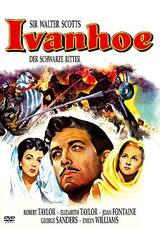Ivanhoe - Der schwarze Ritter - Poster