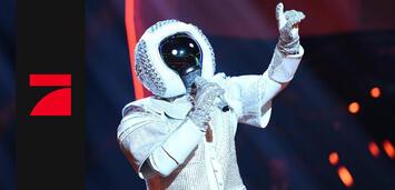 Bild zu:  The Masked Singer