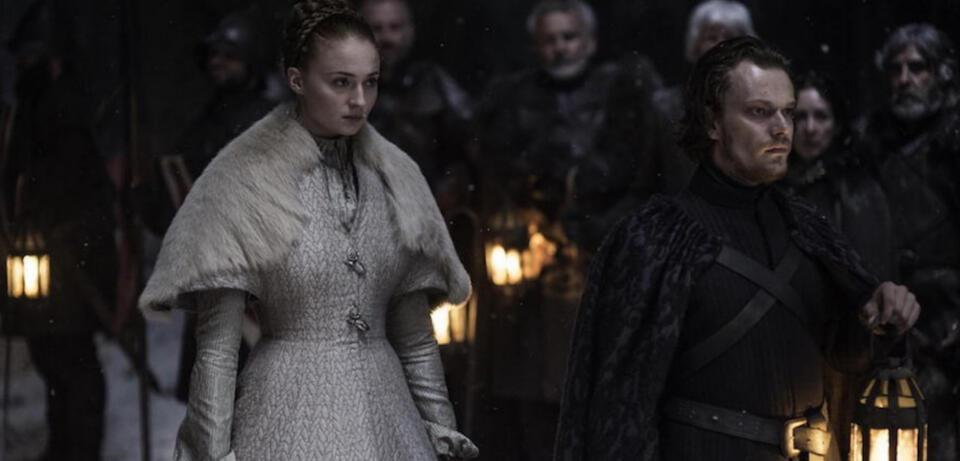 Sansa und Theon