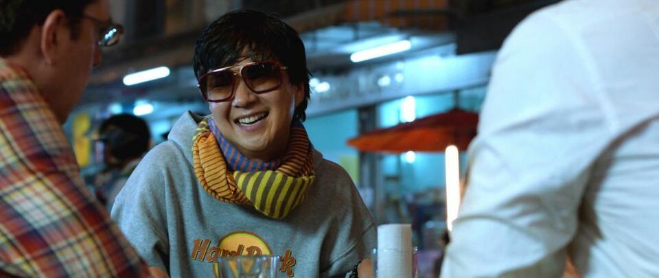 Hangover 2 mit Ken Jeong und Ed Helms
