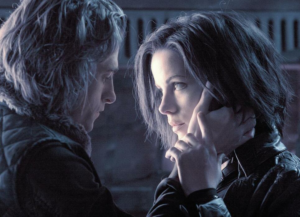 Underworld: Evolution mit Kate Beckinsale und Scott Speedman