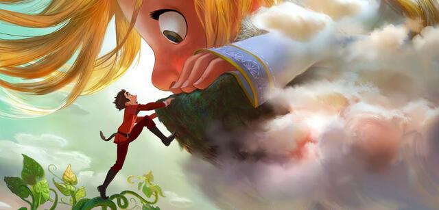 size 40 8b377 322cb Jack und die Bohnenranke: Disneys neuster Animationsfilm hat ...