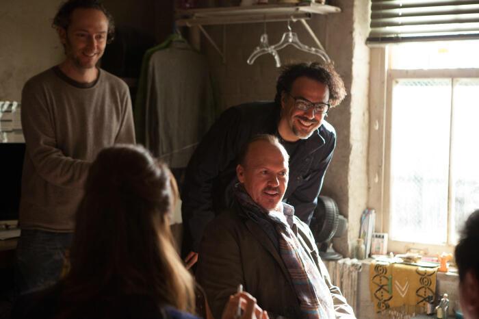 Birdman oder die unverhoffte Macht der Ahnungslosigkeit mit Alejandro González Iñárritu und Michael Keaton