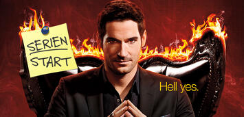 Bild zu:  Lucifer, Staffel 3
