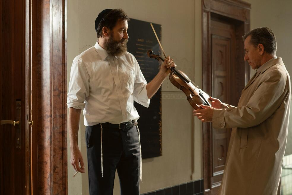 The Song of Names mit Clive Owen und Tim Roth