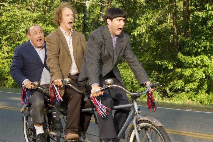 Die Stooges - Drei Vollpfosten drehen ab mit Sean Hayes und Will Sasso