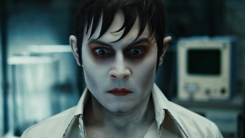Dark Shadows mit Johnny Depp