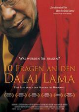 10 Fragen an den Dalai Lama - Poster
