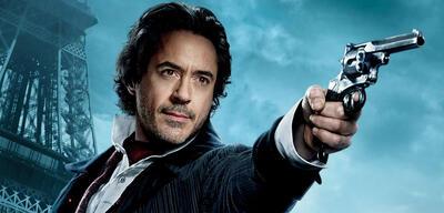 Robert Downey Jr. als Sherlock Holmes