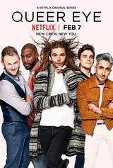 Queer Eye - Staffel 1 - Poster