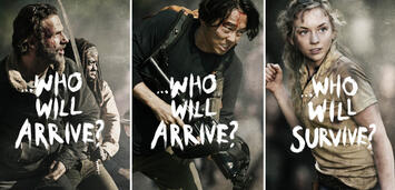 Bild zu:  The Walking Dead - Das ultimative Quiz zur Zombie-Horror-Serie