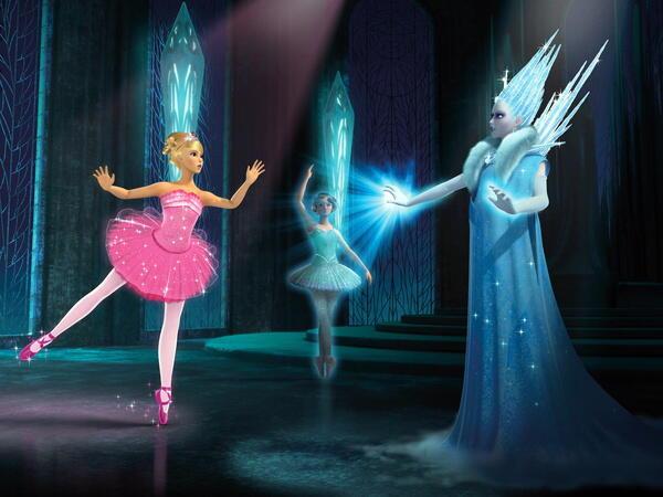 Barbie In Die Verzauberten Ballettschuhe Film 2013 Moviepilot De