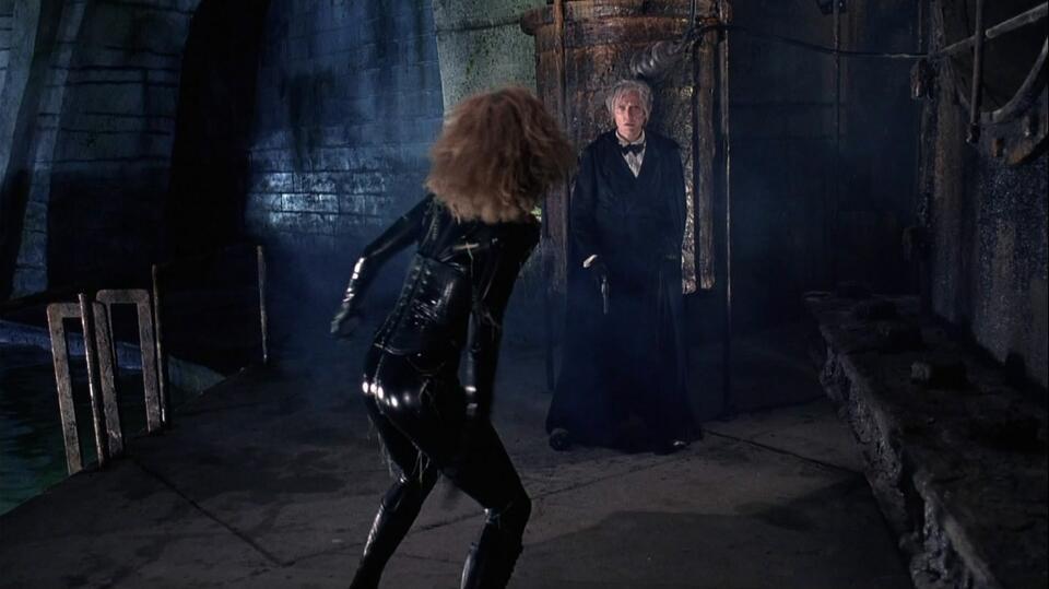Batmans Rückkehr mit Christopher Walken und Michelle Pfeiffer